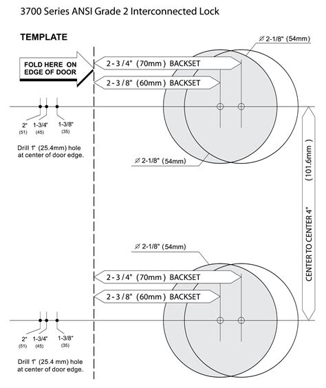deadbolt template diagram of deadbolt lock diagram of mortise lock elsavadorla