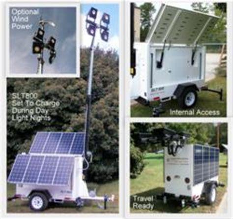 energy progress lighting llc progress solar to exhibit portable solar wind light tower