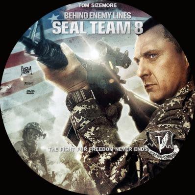 Watch Seal Team Eight Behind Enemy Lines 2014 Seal Team 8 Behind Enemy Lines Dvd Covers Labels By Covercity
