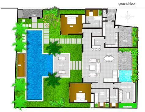 tropical house floor plans tropical villa home plans joy studio design gallery best design