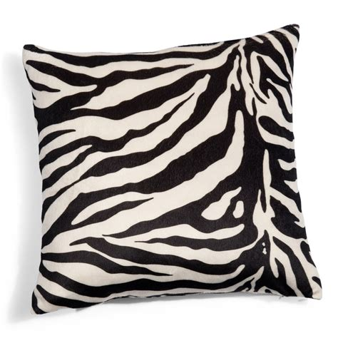 cuscini maison du monde cuscino zebra maisons du monde