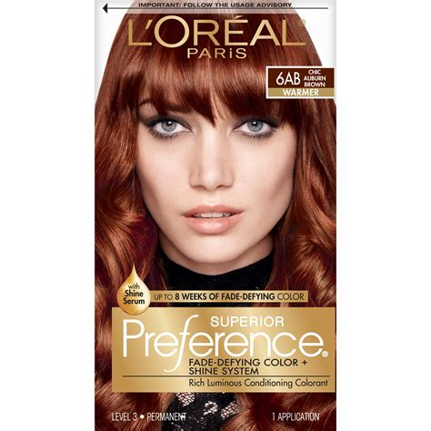 L Oreal Hair Colour l oreal preference hair care hair coloring