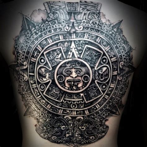 40 mayan calendar designs for tzolkin ink ideas