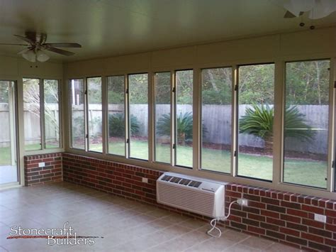 sunroom mold sunroom additions in houston stonecraft builders
