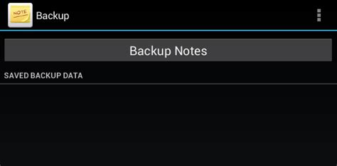 color note backup how to back up and restore data in colornote for android