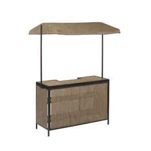 allen roth tenbrook tile patio bar with sun cover at lowes