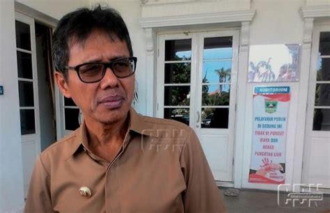 Irwan Koko gubernur sumbar imbau warga waspada karhutla cendana news