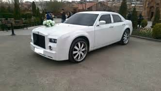 Rolls Royce 300c Tuning Rolls Royce Phantom Replica