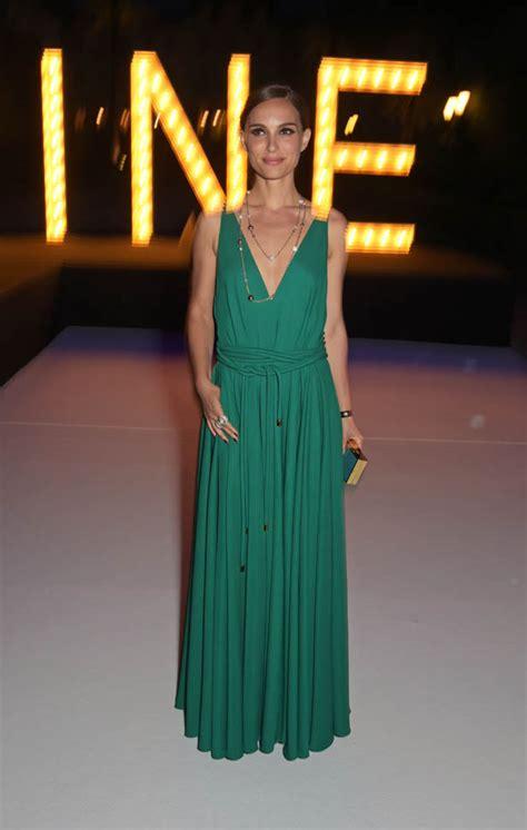 Natalie Portman Is Fashionable by Natalie Portman In Lanvin At Sicario Cannes