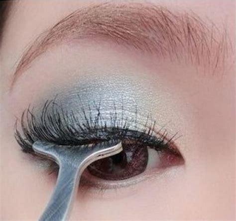 Bulu Mata Palsu Cetar Random cara memakai bulu mata palsu agar terlihat alami