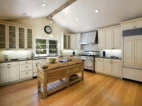 country kitchen islands 25 portable kitchen islands rolling movable designs designing idea