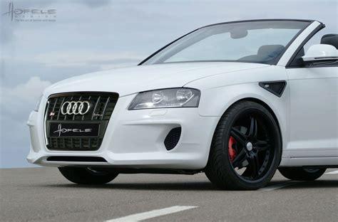 Audi A3 Cabrio Tuning by Audi A3 Cabrio Restyled By Hofele Autoevolution