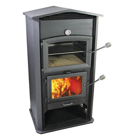 shop homcomfort hearth wood fired outdoor pizza oven at