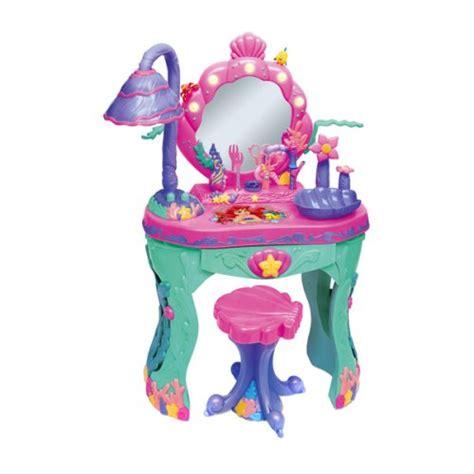 Ariel Talking Vanity disney princess ariel mermaid magical talking salon vanity s baby and kid s
