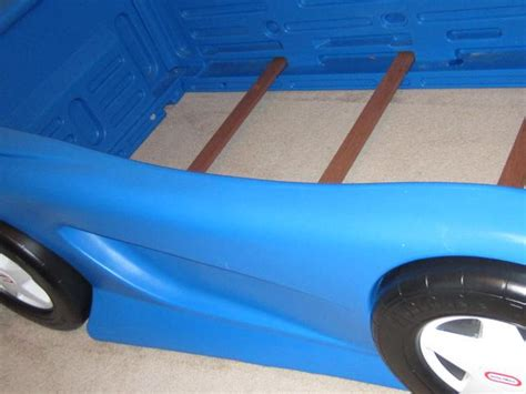 little tikes sports car twin bed little tikes blue sports car twin bed boy bedroom