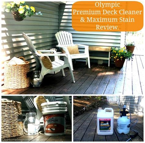 olympic maximum stain deck   stains blog