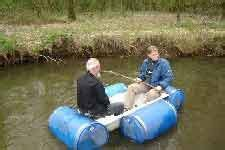 kees roeiboot bouwtekening roeiboot