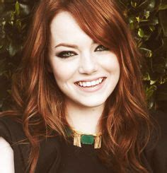emma stone ginger 1000 images about ginger hair on pinterest isla fisher