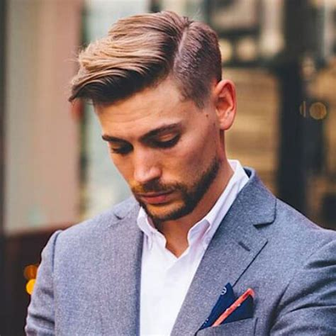 Side Part Hairstyles and Parted Haircuts   Men's