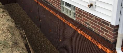 ohio basement waterproofing basement waterproofing contractors waterproofing services difranco contractors