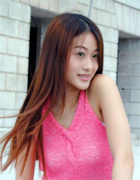 fotocewek tanpabaju foto cewek cantik baju pink teroponginfo