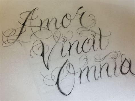 tattoo kiss lyrics translation amor vincit omnia future tattoo ideas pinterest amor