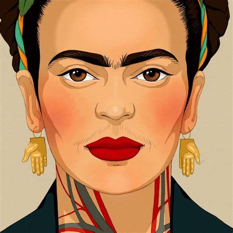 imagenes figurativas de frida kahlo las 25 mejores ideas sobre dibujos de frida kahlo en