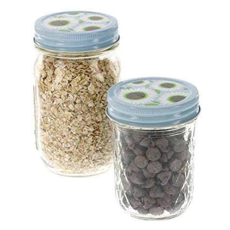 Decorative Canning Jar Lids by Jar Lids Decorative Canning Caps Fit Regular Jars Design Pack