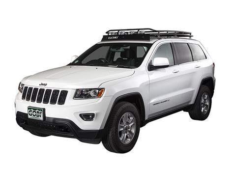 Jeep Grand Rack by Gobi Jeep Grand 2014 Stealth Roof Rack