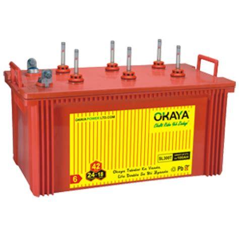 Keyboard Okaya Buy Okaya Sl300t 100ah Inverter Battery Okaya