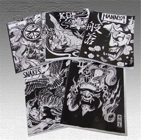 tattoo flash suppliers uk set of 7 japanese tattoo stencil books by horimouja