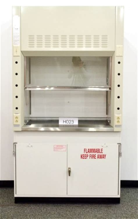 fume base cabinet 4 mott fume with flammable base cabinet and