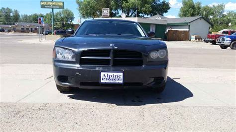 2008 Dodge Charger Motor by 2008 Dodge Charger At Alpine Motors