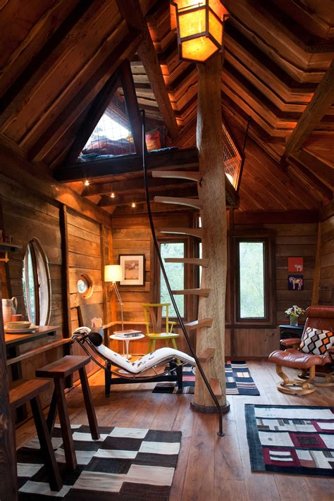 tree house interiors whimsical treetop sanctuary on crystal river