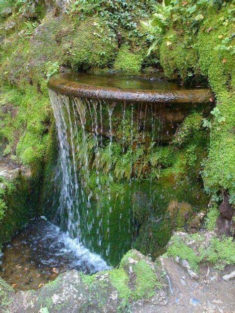 Garten Mit Wasserfall 263 by Wasserfall Im Garten Selber Bauen 99 Ideen Wie Sie Die