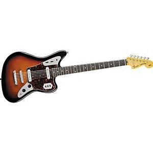 Baritone Jaguar Fender Jaguar Baritone Custom Electric Guitar Musician S