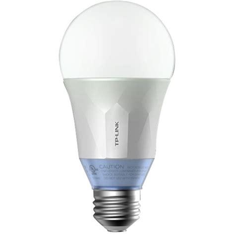 tp link smart led light bulb tp link lb120 a19 smart led light bulb 60w equivalent