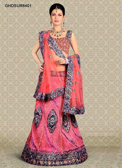 Lehenga Exclusive India 05 indian bridal lehenga collection 2013 bridesmaid lehenga designs new lehenga choli