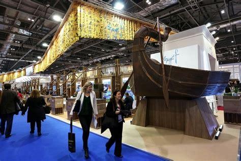 Booth Design Egypt | egypt winner of best booth design at world travel market
