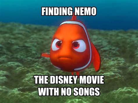 Disney Memes Clean - just keep swimming nemo