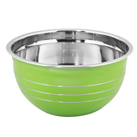 Stainless Bowl Mangkok Stainless 18cm Vavinci buy montstar stainless steel professional mixing bowl green 18 cm in india