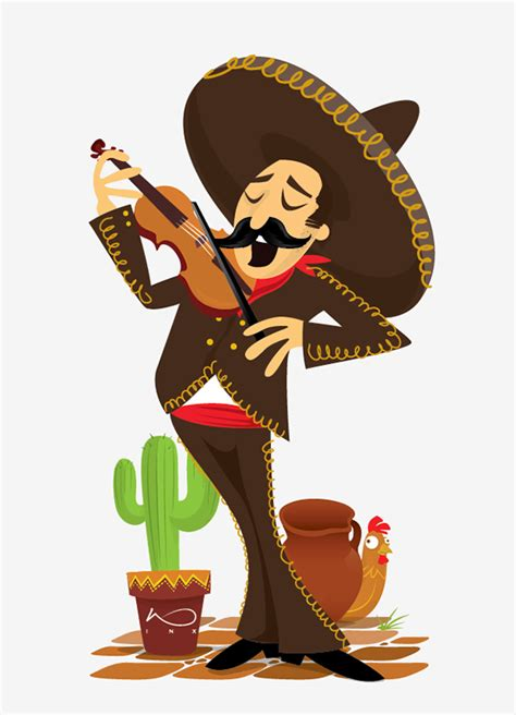 portfolio inoxea mariachi loco on behance