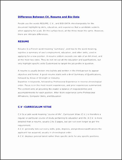 difference between biography and autobiography pdf 10 biography template ready to use sletemplatess