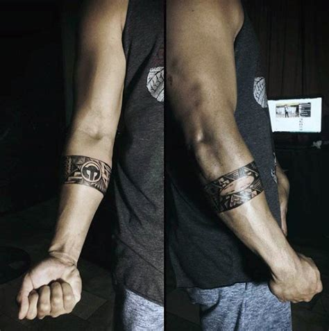 armband tattoos for men best 70 armband designs for masculine ink ideas
