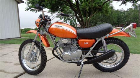 Honda Sl350 by 1971 Honda Sl350 K1 37 Marbles Motors
