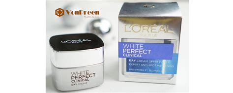 L Oreal White Clinical kem d豌盻 ng da loreal white clinical da tr蘯ッng s 225 ng