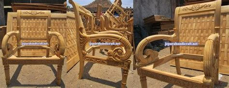 Kursi Tamu Jati Mentah jual furniture kursi tamu jati gianni armchair harga murah