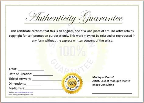 certificates of authenticity templates 20 certificates of authenticity templates wine albania