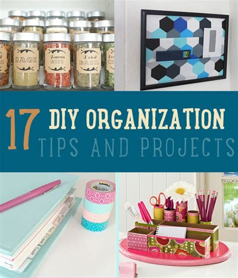diy home organization projects diy organization tips and project ideas diy projects craft