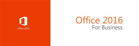 Office Titles Office 2016 For Business Ebuyer